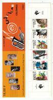 France // 1992 // Bande De Carnet No.BC 2753 Neuf** Non Plié, Personnages Célèbres, Musiciens Célèbres - Personajes