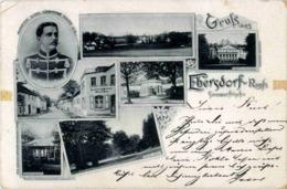 Gruss Aus Ebersdorf Reuss - Deutschland