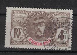 Haut-Senegal Et Niger - Upper Senegal And Niger - Yvert 3 Oblitéré MADAOUA - Scott#3 - Haut-Sénégal Et Niger (1904-1921)
