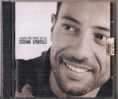 STEFANO SPORTELLI AMAMI PIU' FORTE DI LEI   CD - Musique & Instruments