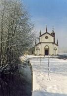 Faule - Cuneo - Il Santuario Madonna Del Lago Nella Suggestiva Veste Invernale - Formato Grande Non Viaggiata – E 15 - Cuneo