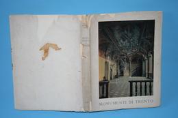 MONUMENTI DI TRENTO - Arts, Antiquity