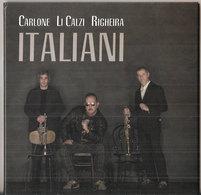 Carlone Li Calzi Righeira – Italiani   CD - Musique & Instruments