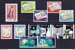 Gibraltar Kleine Verzameling **, Zeer Mooi Lot K569 - Collections (without Album)