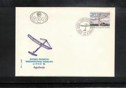 Yugoslavia 1985 Aviation Modeling World Championship FDC - Sonstige