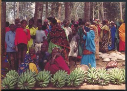 °°° 18894 - BURUNDI - MARCHE DE BANANES - 1991 °°° - Burundi