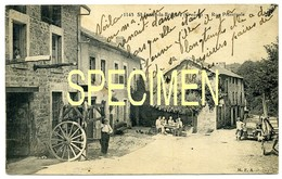 ST-JUNIEN-la-BREGERE. Rue Principale. Carte Peu Courante. - Autres Communes