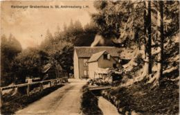 CPA AK St.Andreasberg Rehberger Grabenhaus GERMANY (956334) - St. Andreasberg
