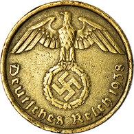 Monnaie, Allemagne, IIIème Reich, 10 Reichspfennig, 1938, Berlin, TTB - [ 4] 1933-1945 : Troisième Reich