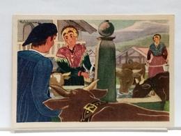 EN SAVOIE - (10) LE BACHAL - ILLUSTRATION WELCOMME - Welcome P.