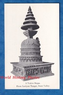 CPA - LORIYAN TANGAI , Swat Valley - A Votive Stupa - Ghandara Pakistan Archeologia Historia - Pakistan