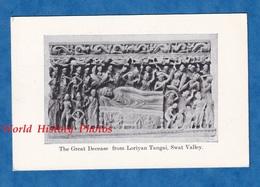 CPA - LORIYAN TANGAI , Swat Valley -The Great Decease - Ghandara Pakistan Archeologia Historia - Pakistan