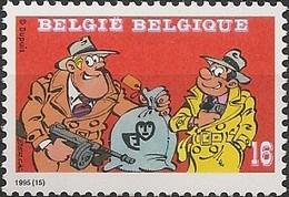 BELGIUM - YOUTH PHILATELY, SAMMY AND JACK 1995 - MNH - Filatelia & Monete
