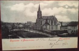 CPA, Souvenir D'Annemasse, Vue Générale, éd Louis Peillex,écrite En 1900, N° 4279 - Annemasse