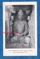 CPA - JAULIAN , Taxila - Stucco Buddha In Niche - Haripur Pakistan Archeologia Historia - Pakistan