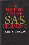 A History Of The S.A.S. Regiment // John Strawson - Books, Magazines, Comics