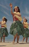 Postcard Hawaiian Hula Traditional Pantomime [ Hawaii ] My Ref  B14000 - United States