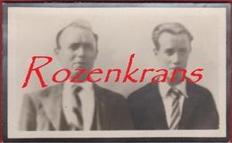 Renatus & Petrus Van Looveren Wuustwezel Loenhout Brasschaat Maria-ter-Heide Bombardement 30 September 1945 Doodsprentje - 1939-45