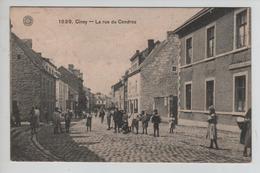 CBPN127/ CP Ciney La Rue Du Condroz Animée - Ciney