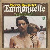 """7"""" Single, Pierre Bachelet - Emmanuelle - Disco, Pop"""