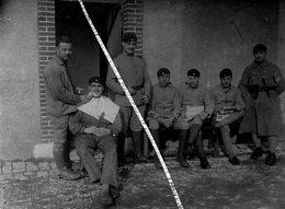 25 BESANCON / PHOTO / 1923 / 518e RCC / 518e REGIMENT CHARS DE COMBAT / BARBIER / KRUTH / LEBERAU - LIEPVRE / TANK - Besancon