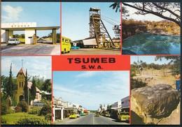 °°° 18907 - SWA NAMIBIA - TSUMEB , LAKE OTJIKOTO °°° - Namibia