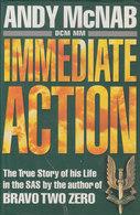 Immediate Action ~ The True Story Of His Life In The S.A.S. // Andy McNab DCM, MM - Boeken, Tijdschriften, Stripverhalen