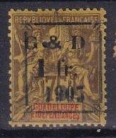 GUADELOUPE - 1 F. Sur 75 C. De 1903 Neuf - Neufs