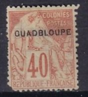 GUADELOUPE - 40 C GUADBLOUPE Neuf Signé Gilbert - Neufs