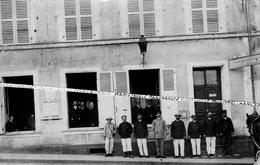 28 NOGENT LE ROTROU / CARTE PHOTO / 1911 / POSTE / PERSONNEL DES POSTES / FACTEURS - Nogent Le Rotrou