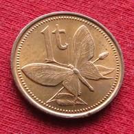 Papua New Guinea 1 Toea 1978 KM# 1 *V1 Papuasia Nova Guine Nuova Guinea Papouasie Nouvelle Guinee - Papua New Guinea