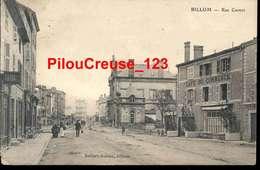 """63 Puy De Dôme - BILLOM - """" Rue Carnot """" - Autres Communes"""