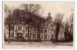 NEUILLY SUR SEINE -- Le Chateau De Madrid ................à Saisir - Neuilly Sur Seine