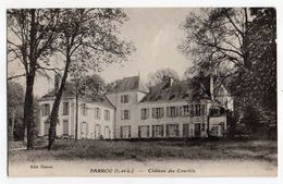 BARROU -- Chateau Des Courtils  ...............à Saisir - Autres Communes