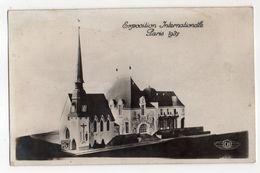 PARIS --1937 --Exposition Internationale--Pavillon De La Vallée Moyenne De La Loire ...............à Saisir - Expositions