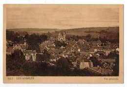 LES ANDELYS -- Env 1950--Vue Générale ..............à Saisir - Les Andelys