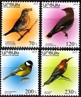 ARMENIA ARTSAKH / KARABAKH 2019-10 FAUNA: Birds, MNH - Uccelli