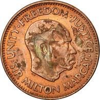 Monnaie, Sierra Leone, 1/2 Cent, 1964, British Royal Mint, TTB, Bronze, KM:16 - Sierra Leone