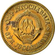 Monnaie, Yougoslavie, 20 Para, 1965, TTB, Laiton, KM:45 - Joegoslavië