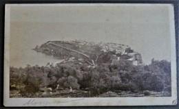 Ancienne Photo CDV Vue De MONACO Avant 1900 - Photos