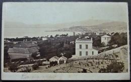 Ancienne Photo CDV Vue De CANNES  Avant 1900 - Photos
