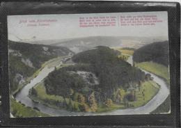 AK 0434  Blick Vom Heinrichstein ( Oberes Saaletal ) / Verlag Löffler & Co Um 1920 - Schleiz