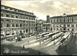 RB962 ROMA -  PIAZZA S. SILVESTRO ( STAZIONE FILOBUS ) - Transports