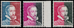 ** FRANCE - Palissy - Pa 27 + 29/30 (le 30 Tirage 50) RRR - Andere