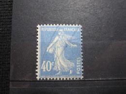 VEND BEAU TIMBRE DE FRANCE N° 237 , XX !!! (a) - 1906-38 Semeuse Camée