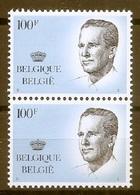 BELGIE * Nr 2137 P5a * Postfris Xx * EPACAR - 1981-1990 Velghe