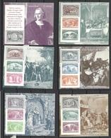SET 6 BLOKS Espagne 1992 - MNH LUX - Bateaux - Christophe Colomb -6. Bloks - 1931-Aujourd'hui: II. République - ....Juan Carlos I