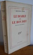 Le DIABLE Et Le BON DIEU Par Jean-Paul Sartre (1952) - Livres, BD, Revues