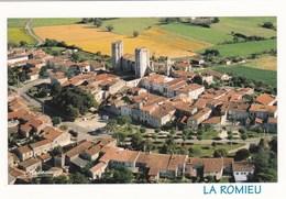 La Romieu - Vue Aérienne - Non Classés