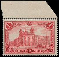 * ALL. EMPIRE - Poste - 61, Très Frais, Bdf: 1mk. Carmin - Duitsland